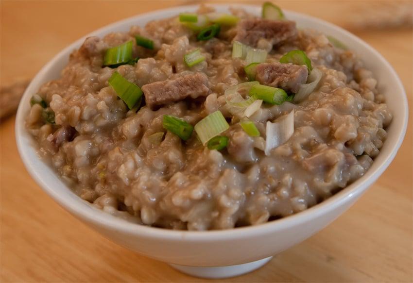 Drothuk: Porridge With Beef