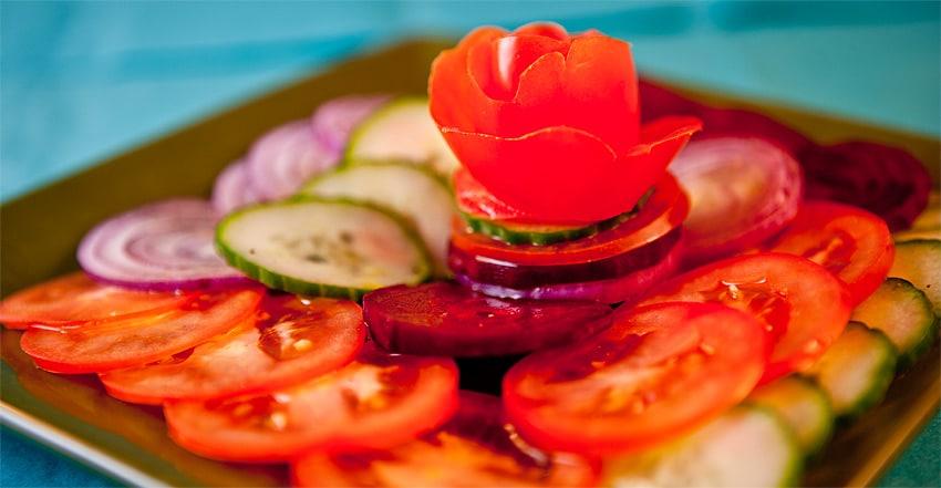 Trang Tsel: Basic Fresh Salad