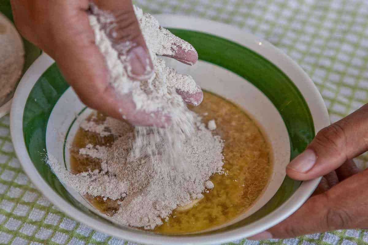 Pa making