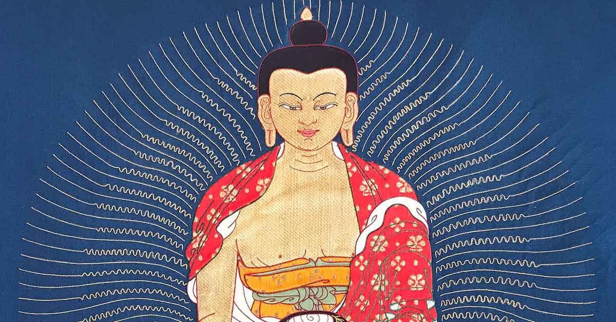 The Buddha Shakyamun