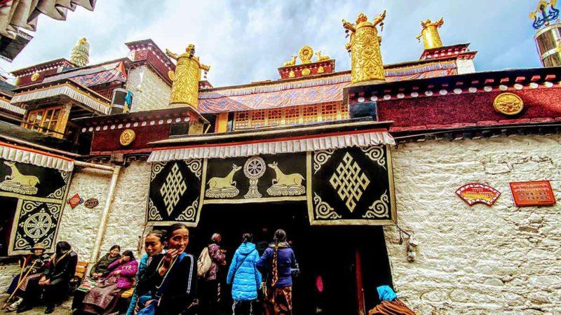 Tsepak Lhakhang: Lhasa Tibet
