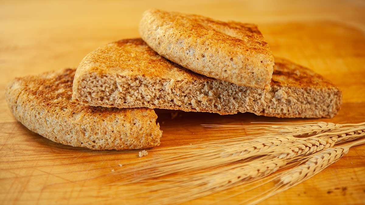 Amdo Balep: Tibetan bread
