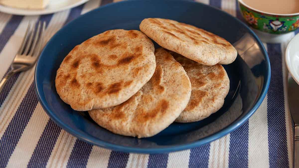 Belap Korkun: Tibetan Bread