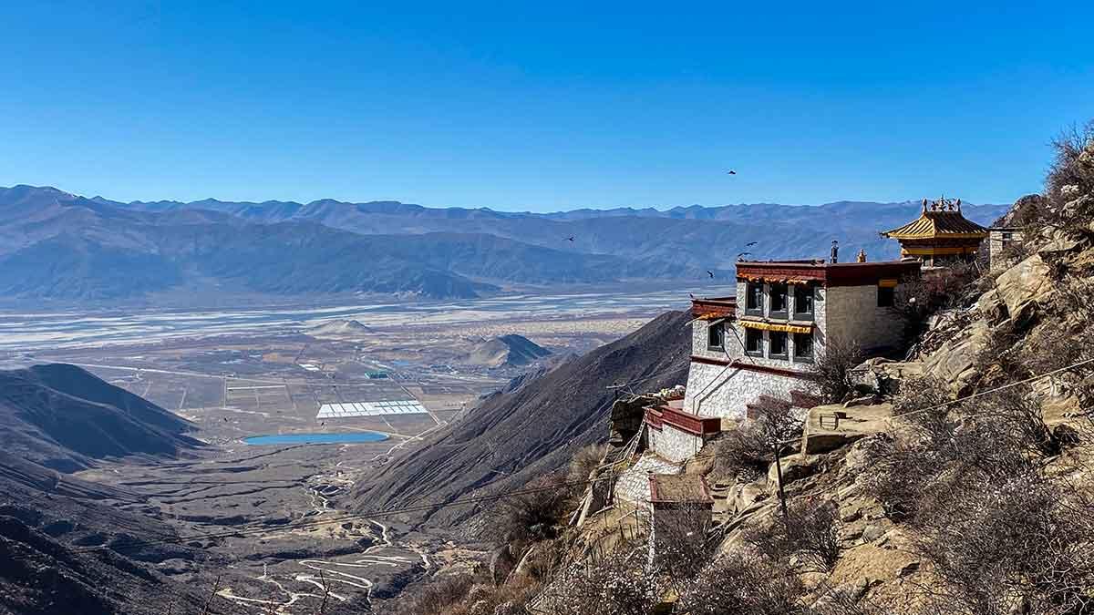 Chimpu Monastery