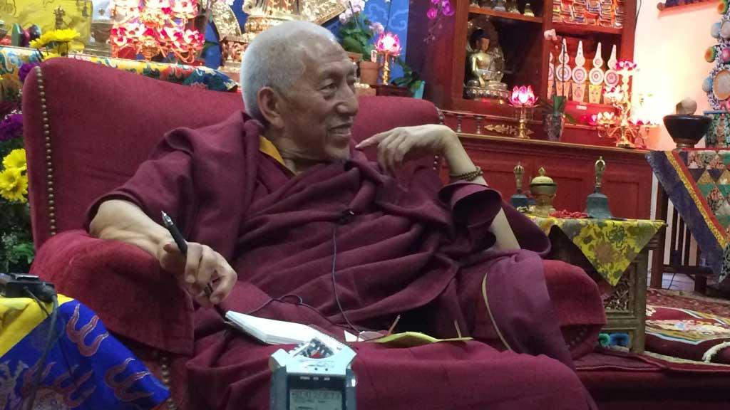 Samdhong Rinpoche