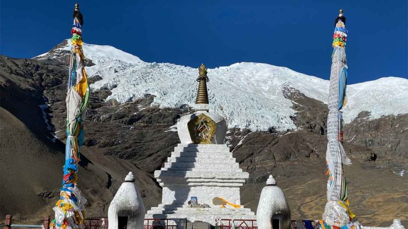 Tibet Glacier: Altitude Sickness in Tibet: How Bad are the Symptoms?