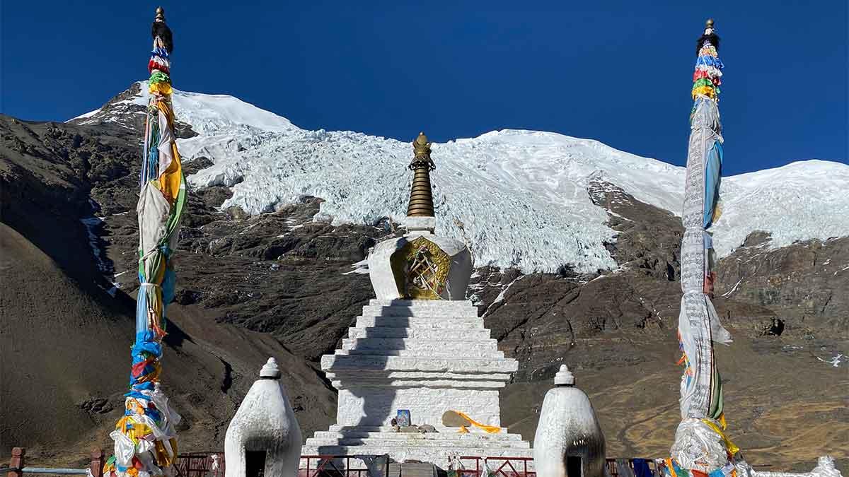 Tibet Glacier: Altitude Sickness in Tibet: How Bad are the Symptoms?