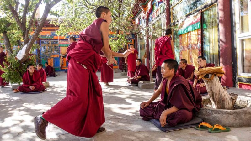 Gandze Monk Debate