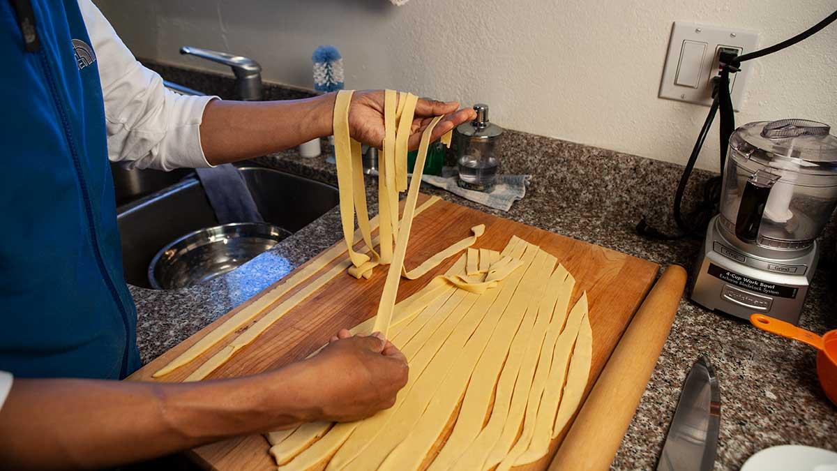 Making Gonthuk Dough