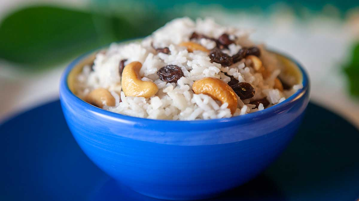 Sweet Rice Dish — Dresil