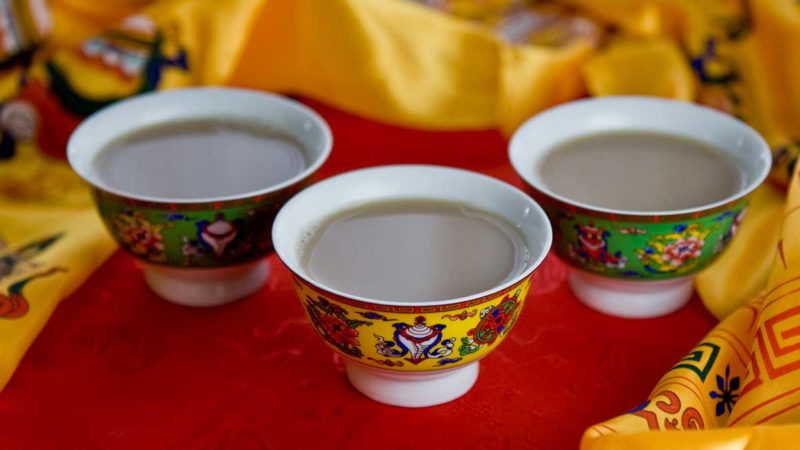 Po Cha: Tibetan Butter Tea