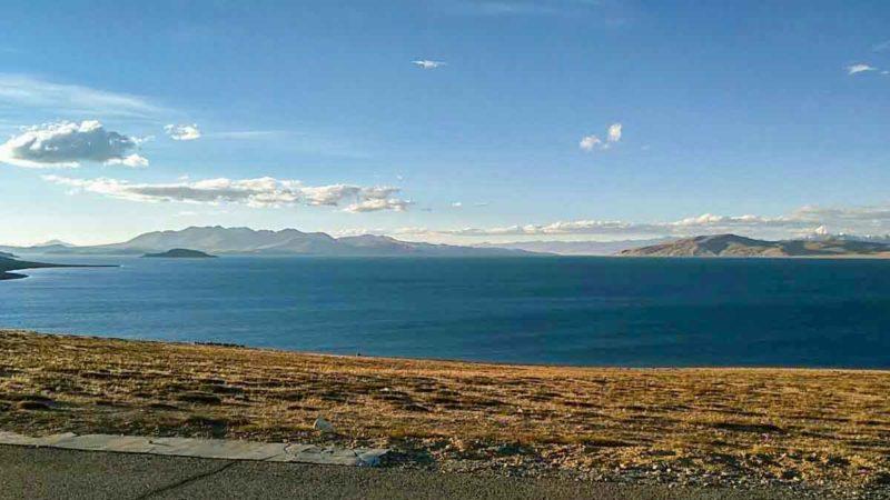 Mt Kailash view from Lake Manasarover