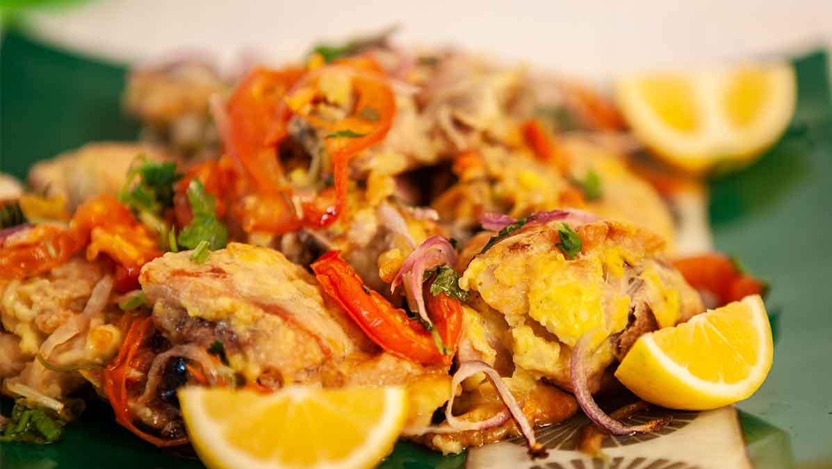 Tibetan Chicken Recipe: Chasha
