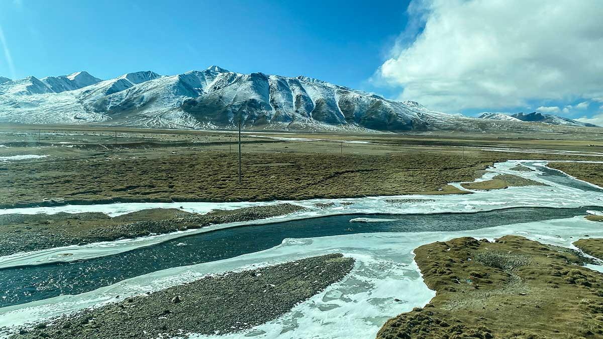 Tibet Winter