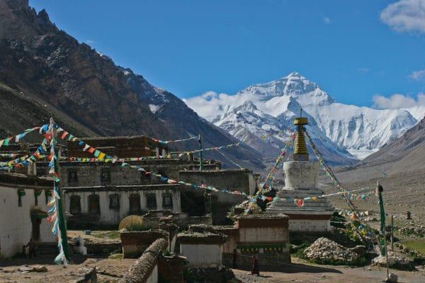 Safer Everest Base Camp Tour