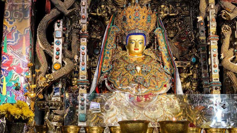 Buddha Shayamuni