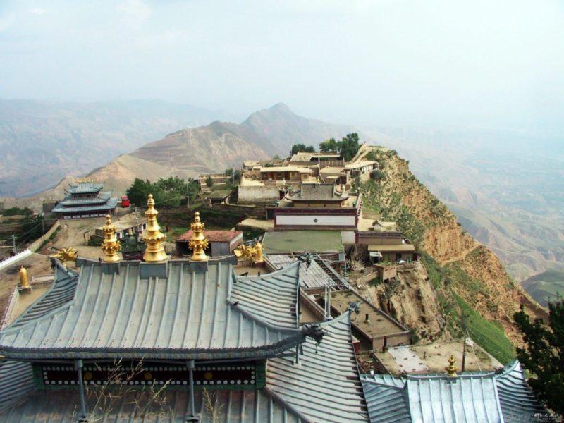 Chuthang monastery
