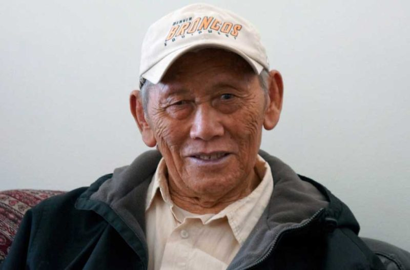 Gyaltsen Phensok la, 81, His Holiness the Dalai Lama's former cook.