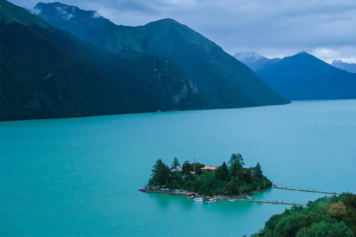 Draksum-tso Lake
