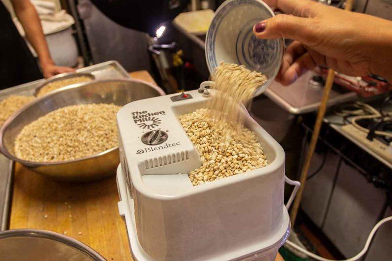 Ground Roasted Barley