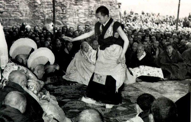 Dalai Lama 1958