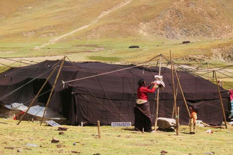 Kham Yak Tent