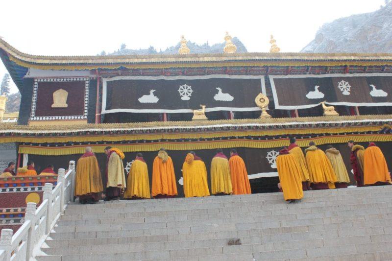 Martsang Drak Monastery