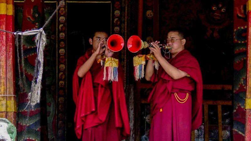 Nechung Monk