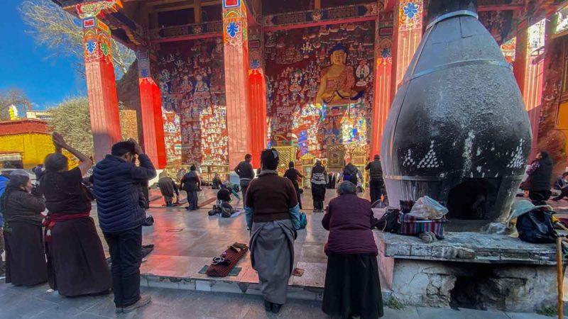 Guide to Tibetan Buddhism