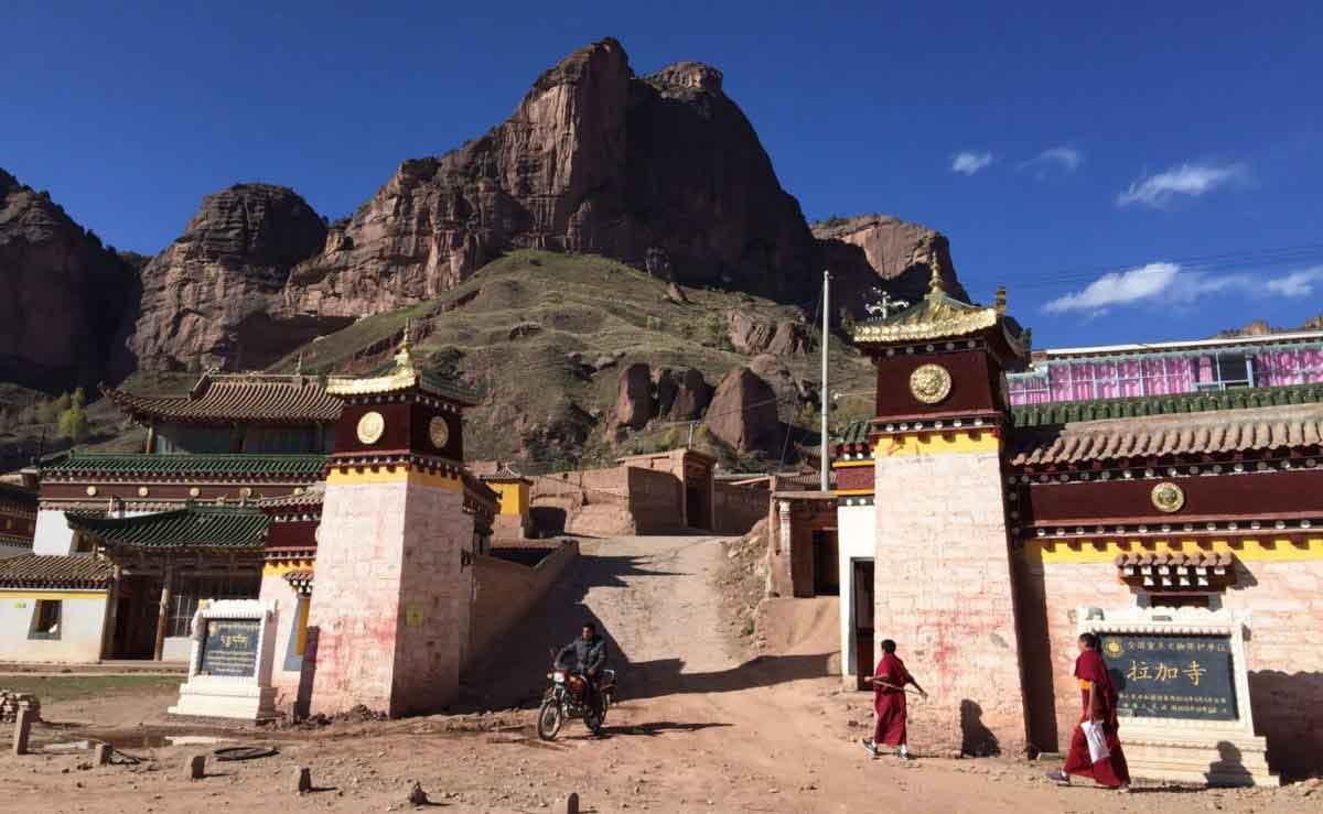 Rabgya Monastery