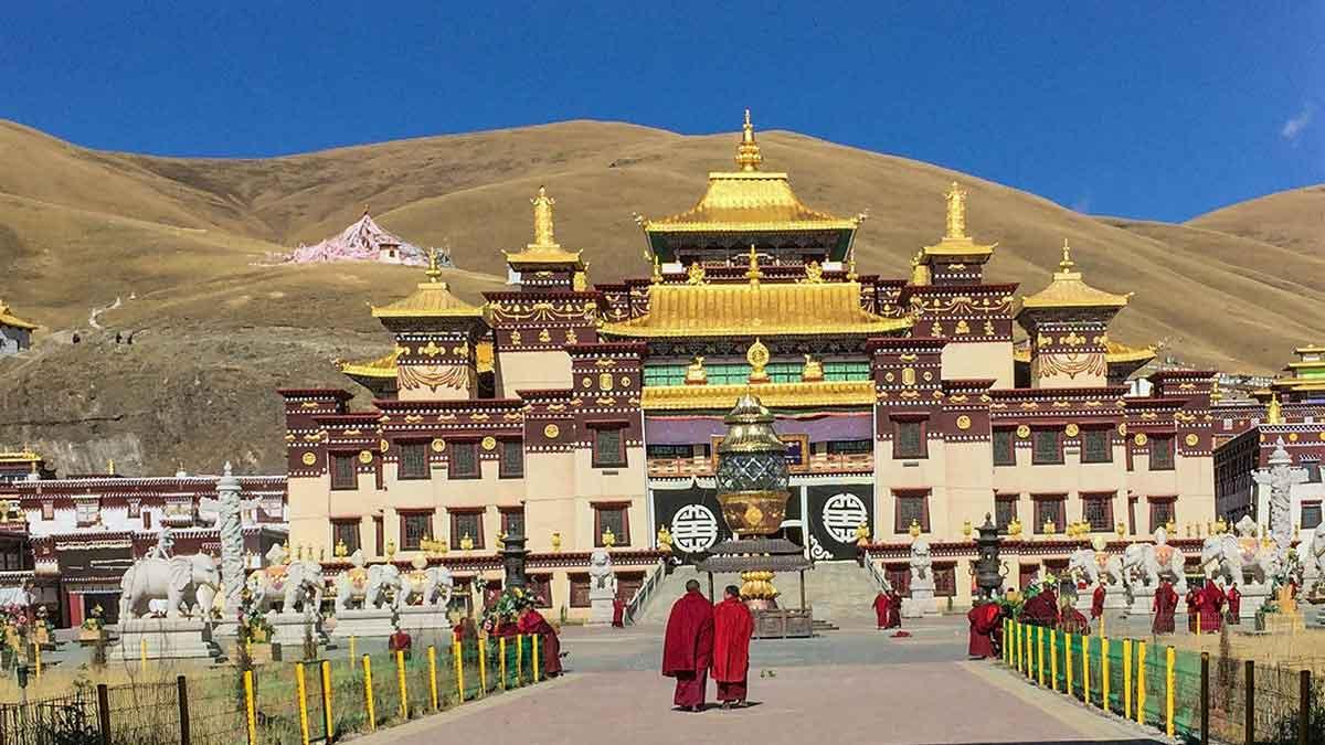 Sershul Monastery in Kham