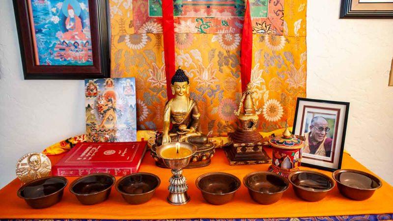 Week 1: Your Shrine