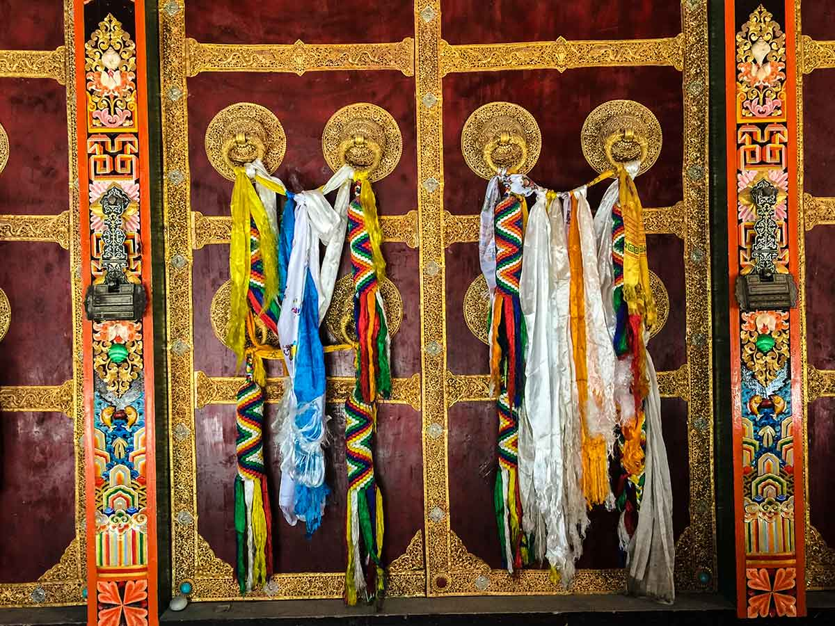 Dzogch Monastery