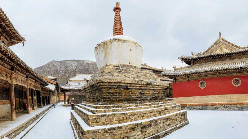 Visit to Tibet: Chotang Monastery –Dotsang Dorjee Chang
