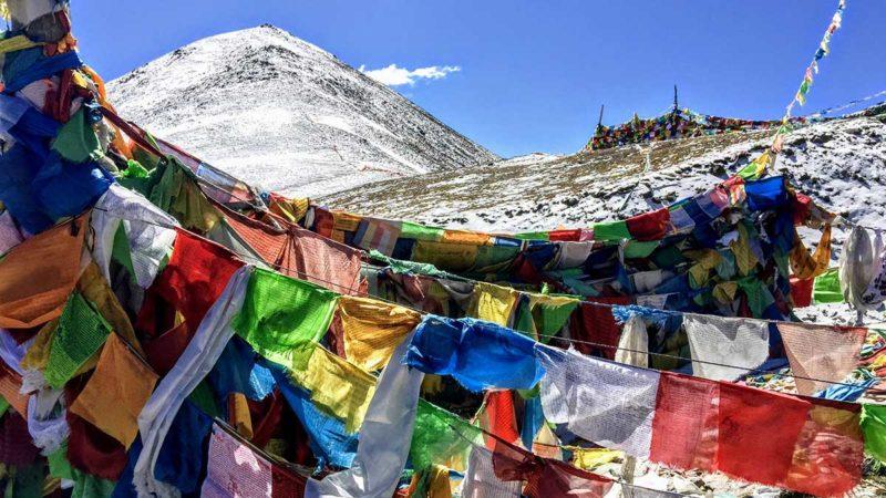 Travel to Tibet: Garze Mountains
