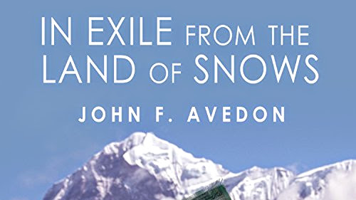 John Avedon In Exile From the Land of Snows