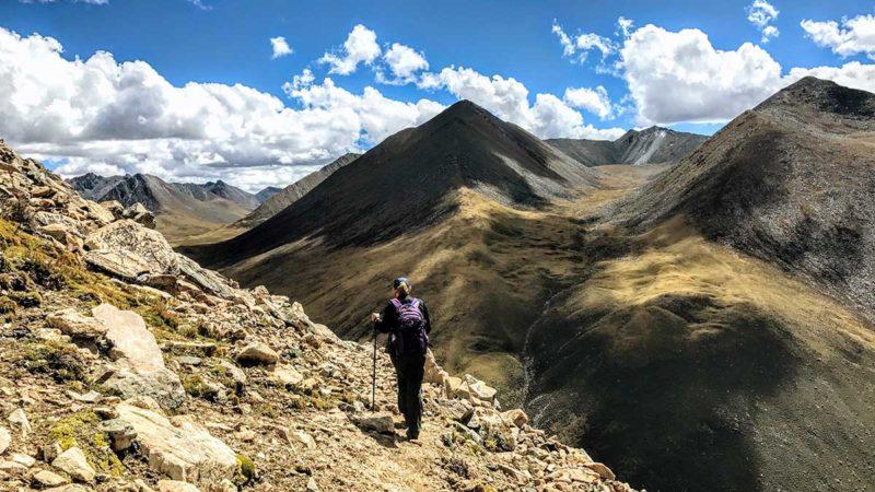 Visit Tibet: Ganden Samye Trek in Tibet
