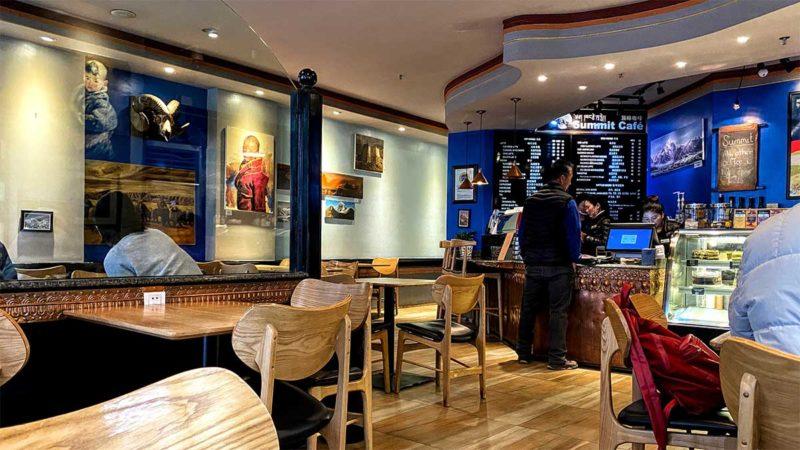 Lhasa Tibet Summit Cafe