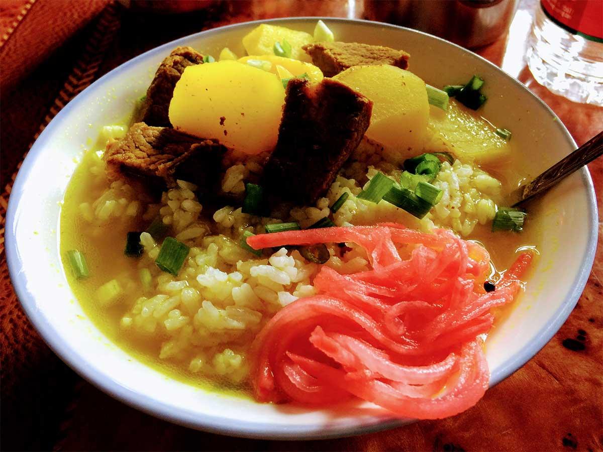 Shamdrey Tibetan Food