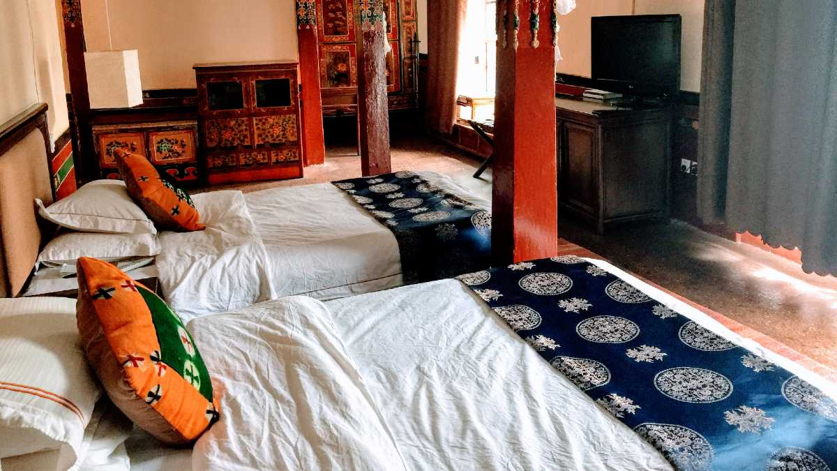 Yabshi Phunkhang Boutique Hotel in Lhasa