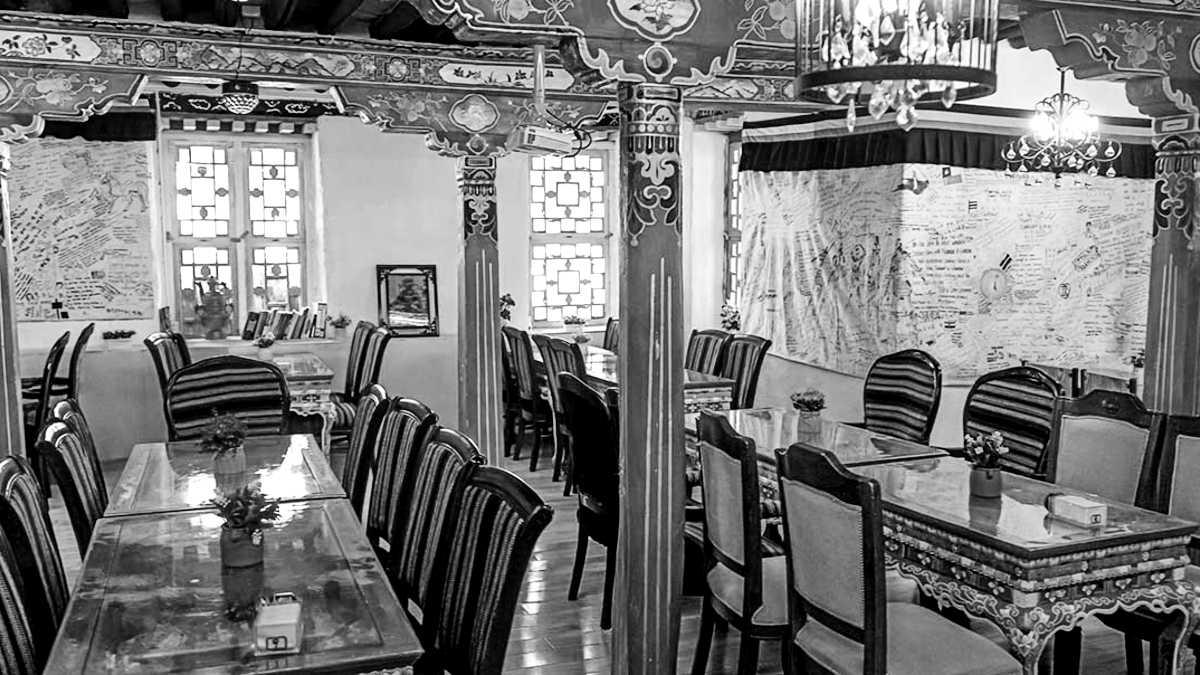 Tibetan Family Kitchen Restaurant in Lhasa