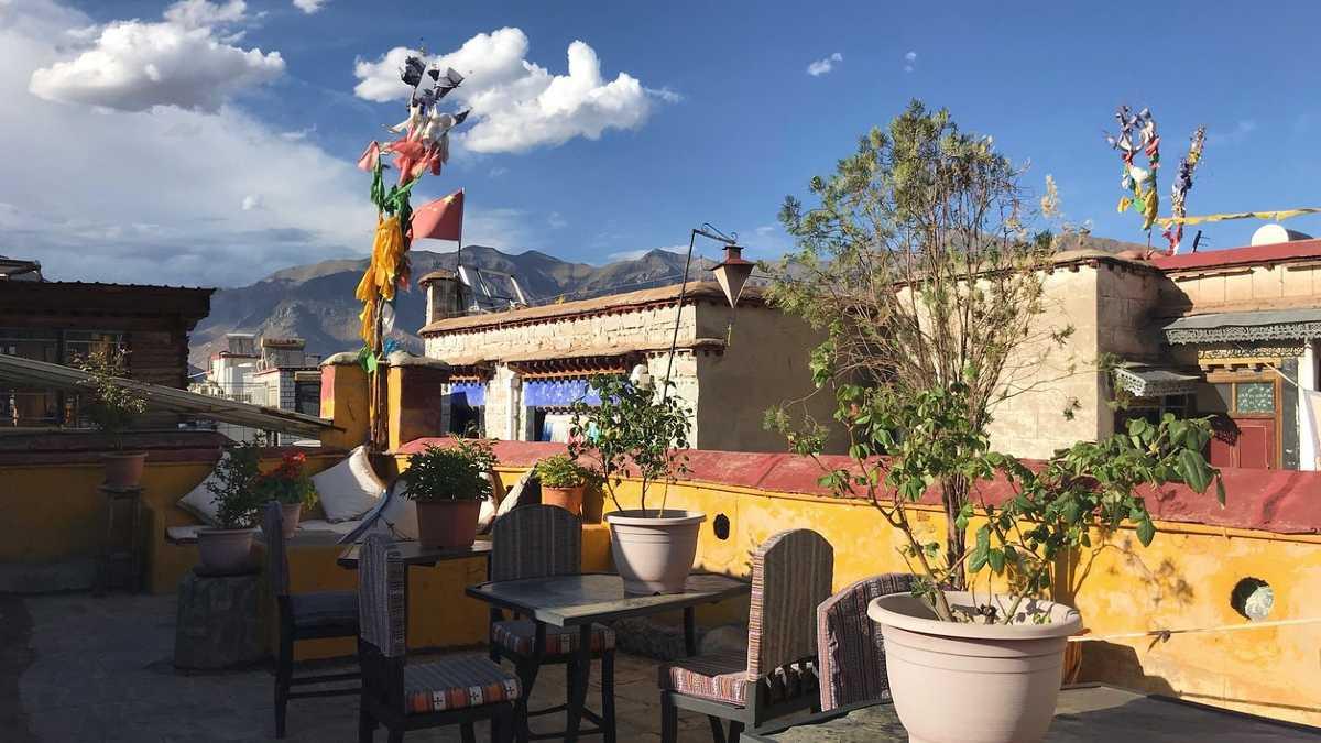 House of Shambala Restaurant Lhasa